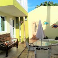 Casa de Praia com Jacuzzi / Barra de Sao Miguel