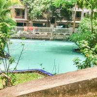 Apartment with a pool in Sangolda, Goa, by GuestHouser 37201