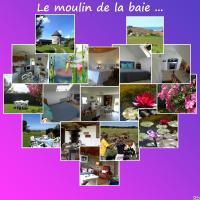 """CAP HOUSES """"Moulin de la Baie"""""""