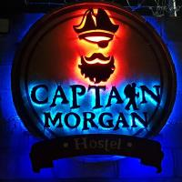 Captain Morgan Hostel Lake Coatepeque