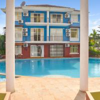 Apartment with parking in North Goa, by GuestHouser 50827