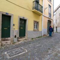 Cosy 2 bedroom apartment near Castelo São Jorge