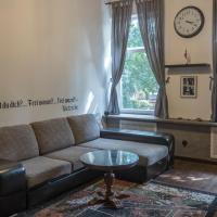 Apartment at Cherepichnaya 19
