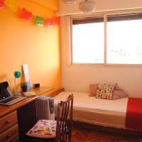 Bright room in Almagro