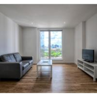 Stunning & spacious 2BR apartment in MediaCityUK