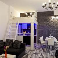 Charming White Apartment City Center BRASOV