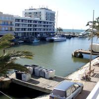 Villa d'architecte vue port à 2 pas de la plage