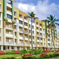 Apartment with parking in Madgaon, Goa, by GuestHouser 61772