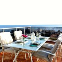 """The Balcony"": Panoramic Ocean Views"
