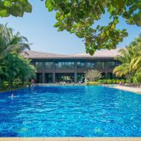 Sanya Haitang Bay Fuwan Holiday Apartment