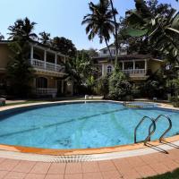 4-BR villa in Saligao, Goa, by GuestHouser 30159