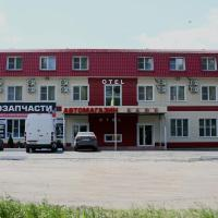 Hotel №1 on Gagarina Street