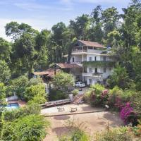 BnB with a pool in Madikeri, by GuestHouser 56908