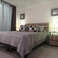 Santiago Central Suites / San Martin
