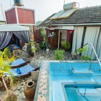 Boutique stay with sea view in Acaro, Goa, by GuestHouser 65453