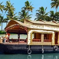 Houseboat with chef services in Kottayam, by GuestHouser 32666
