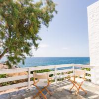 White Sun maisonette overlooking the sea