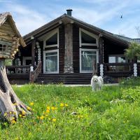 Baikal village eco-lodge