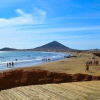 Beachfront Casa T2T El Medano Beach