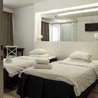 Hotelli Alexanderin huoneistohotelli huoneet