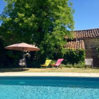 La Vayssade - Maison d'Hôtes - Jacuzzi, Piscine & Truffes