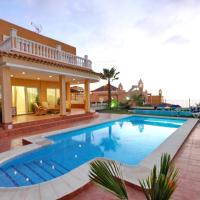 Spacious Four Bedroom Villa With Magnificent Views