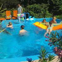 10 fős nyaraló rész Balatonboglár