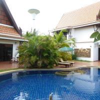 VIP Chain Resort Pool Villa