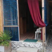 Деревянный домик в Аше