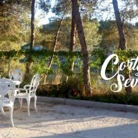 Cortijo Sevilla: Relax y Naturaleza