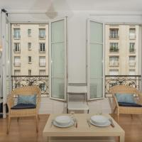 Appartement lecourbe- Eiffel