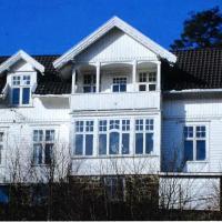 Arkitektens hjem - Sveitservilla Strømsbuåsen