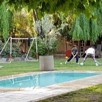 Casa en chacras de Coria con piscina jardin y Quincho