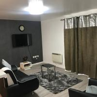 Spacious flat, private balcony and secure car parking