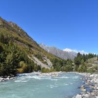 Baspa River Camps