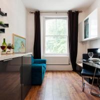 The Homely Westbourne Gardens Apartment