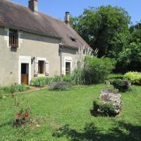 Maison longère typique en Bourgogne