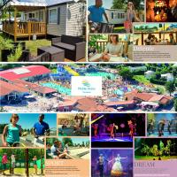 Mobile Home Vacances - Camping les Charmettes
