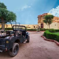 Jawai Castle Resort - A Heritage Hotel in Jawai Leopard Reserve