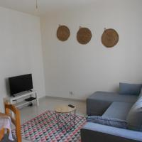 Apartamento a 5 minutos da praia
