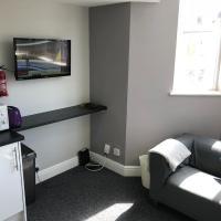 Modern Cardiff Apartment, City Centre 10-mins walk