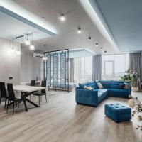 "Loft style apartments ""Lazurite"""