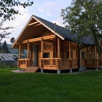 Tadziówka - dom z bali