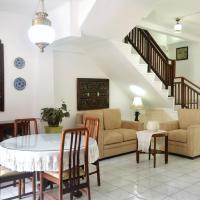 Modern Javanese style house 3BR