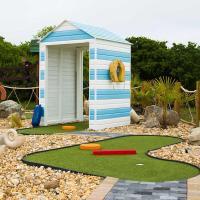 Whitecliff Bay Holiday Park