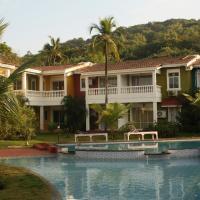 Riverside Villa at Siolim
