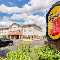 Super 8 by Wyndham Akron S/Green/Uniontown OH