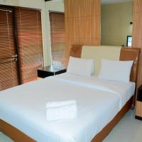 Exclusive Studio Room Atria Residence Apartment By Travelio