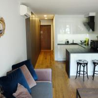 Amber White apartment