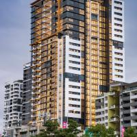 Arise Brisbane Casino Tower South Bank